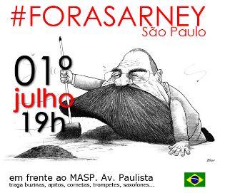 #forasarney